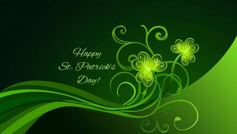 Saint Patrick's Day With Us